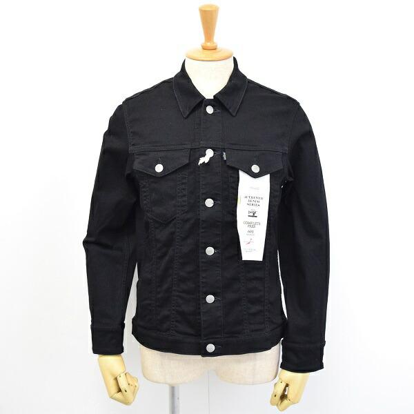 高質 メンズ/BIG JOHN ビッグジョン/ブラック デニム ストレッチ ジャケット Gジャン 黒/BJM601F, FlowerKitchenJIYUGAOKA 8c9da405