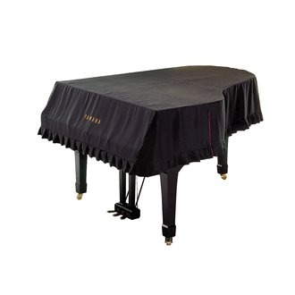 【CF6、S6タイプ】 ヤマハ グランドピアノフルカバー GPFCS6 【送料無料】 ※製造番号490万番台以降のピアノに適合します【現行品S6X、CF6(旧品番S6、S6A、S6B)】に適合