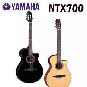 【送料無料】 YAMAHA(ヤマハ) NTX700 エレクトリックナイロンストリングスギター