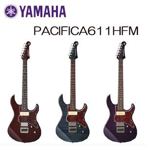 【送料無料】 YAMAHA(ヤマハ) Electric Guitar(エレキギター) PACIFICA611HFM