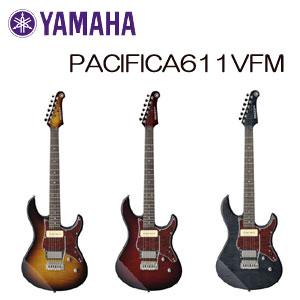 【送料無料】 YAMAHA(ヤマハ) Electric Guitar(エレキギター) PACIFICA611VFM