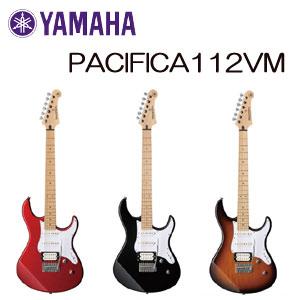 【送料無料】YAMAHA(ヤマハ) Electric Guitar(エレキギター) PACIFICA112VM