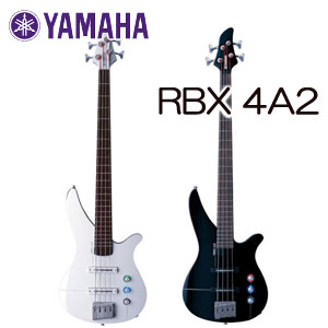 YAMAHA(ヤマハ) Electric Bass Guitar(エレキベース) 4弦 RBX 4A2 【送料無料】