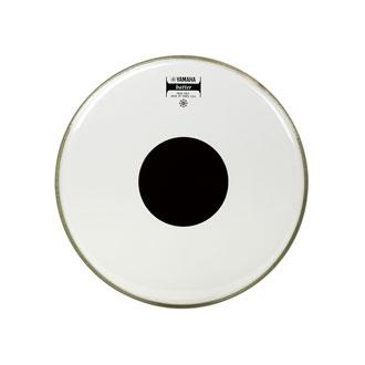 ヤマハ レモ コンサートトムトムヘッド(CT-8000シリーズ用) CSブラックドット16インチ <BR>CSBD16