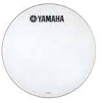 ヤマハ コンサートバスドラムヘッド (レモ社製) 36