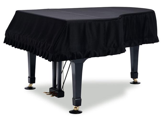 アルプス グランドカバー GSB グランドピアノ ブラック フルカバータイプ ピアノカバー※サイズによって価格が変わります。ご注文後に価格を訂正いたします。※椅子用カバーは別売りです。