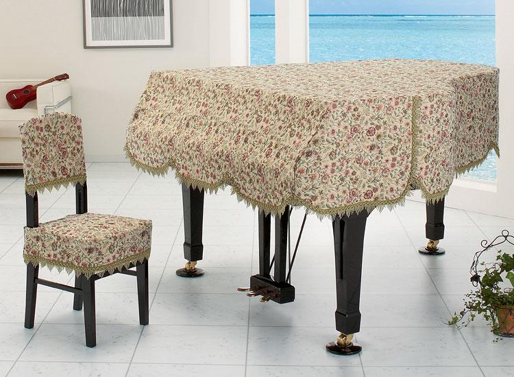 【送料無料】【送料無料】 アルプス グランドカバー G-DA グランドピアノ用ベージュ系地模様花柄 フラワージャガードタイプ G-DA アルプス ※サイズによって価格が変わります。ご注文後に価格を訂正いたします。 ※椅子用カバーは別売りです。, 八坂村:16fcf8b6 --- sunward.msk.ru