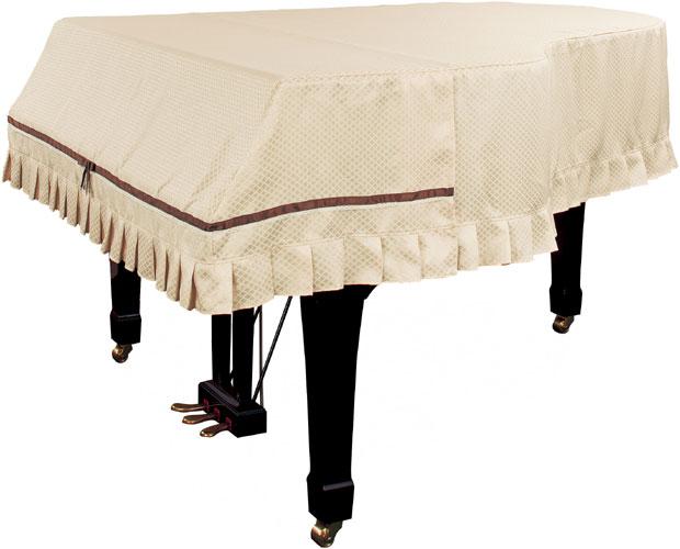甲南 グランドピアノカバー メルシー 【受注生産】 ピアノカバー