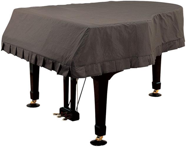 甲南 グランドピアノ用フルカバー 並製【ブラウン】 ピアノカバー 【受注生産】
