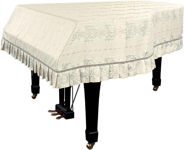 【送料無料】 甲南 アイリーン グランドピアノカバー アイリーン【受注生産】【受注生産】 ※サイズによって価格が変わります。ご注文後に価格を訂正いたします【送料無料】。 ※椅子用カバーは別売りです。, シントウムラ:6507fc80 --- itxassou.fr