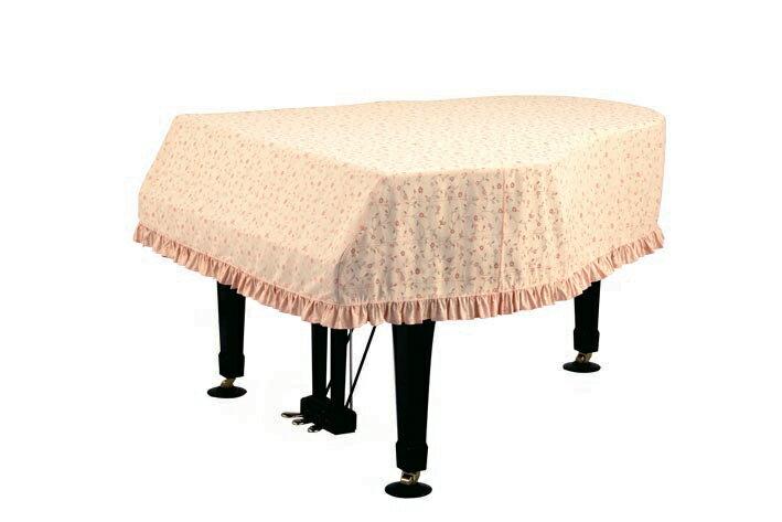【送料無料】 甲南 グランドピアノカバー フォルテ 【受注生産】 ※サイズによって価格が変わります。ご注文後に価格を訂正いたします。※椅子用カバーは別売りです。