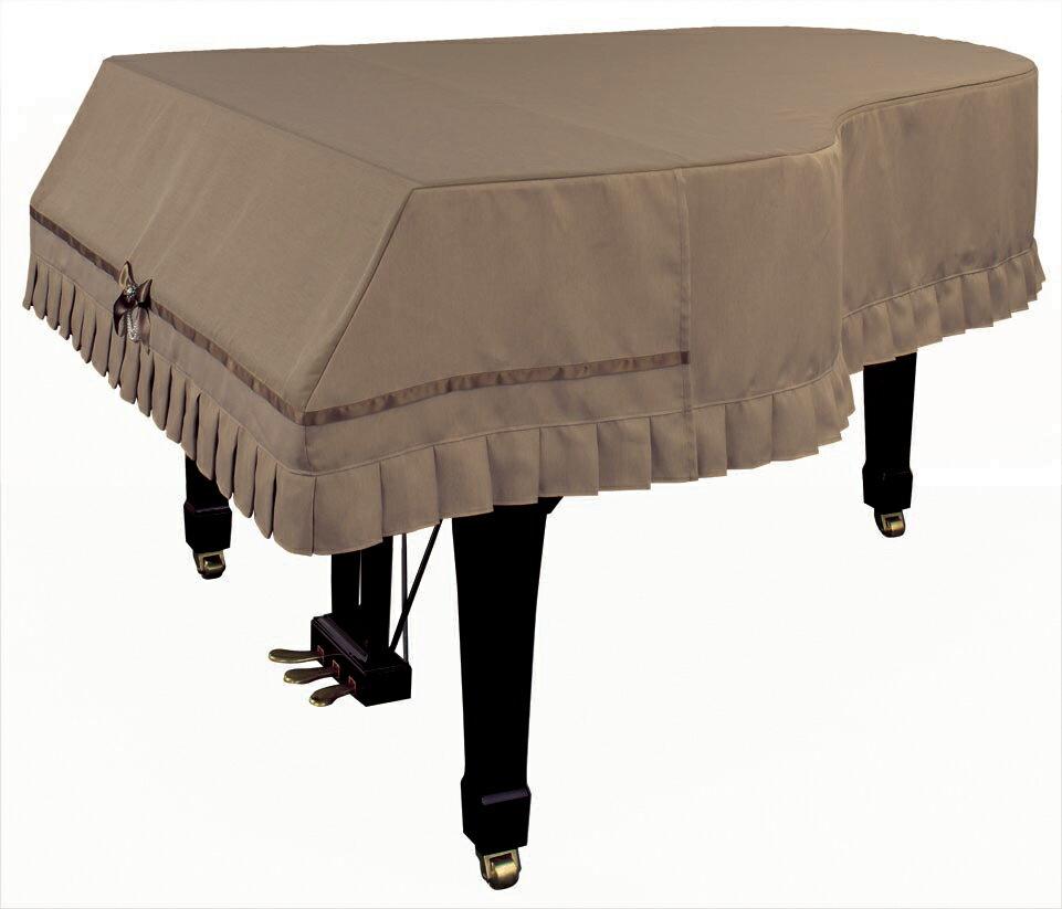 【送料無料】 甲南 グランドピアノカバー レガーロ 【受注生産】 ※サイズによって価格が変わります。ご注文後に価格を訂正いたします。※椅子用カバーは別売りです。