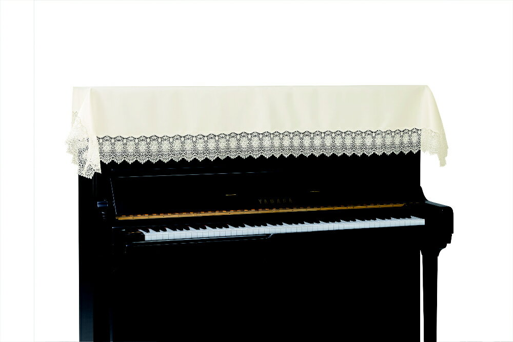 【送料無料】吉澤 ピアノトップカバー LPT-261TI アップライトピアノ用ピアノカバー