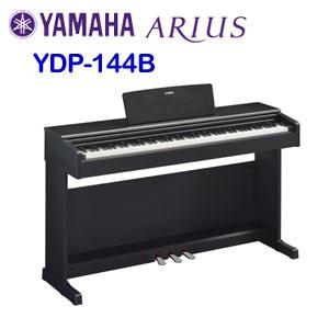 YAMAHA(ヤマハ) 電子ピアノ ARIUS(アリウス) YDP-144B ブラックウッド調 ※お客様組立