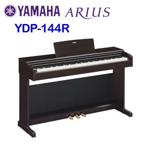 YAMAHA(ヤマハ) 電子ピアノ ARIUS(アリウス) YDP-144R ニューダークローズウッド調 ※お客様組立