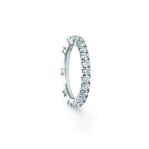 【単品】 NINA RICCI ニナリッチ ウェディングリング ETERNITY RING 6E007 S 結婚指輪(マリッジリング) 【送料無料】