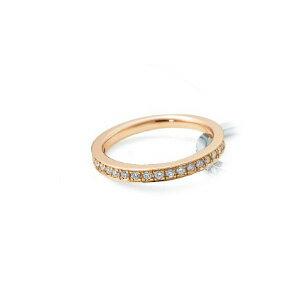 【単品】 NINA RICCI ニナリッチ ウェディングリング ETERNITY RING 6RG0001 S 結婚指輪(マリッジリング) 【送料無料】