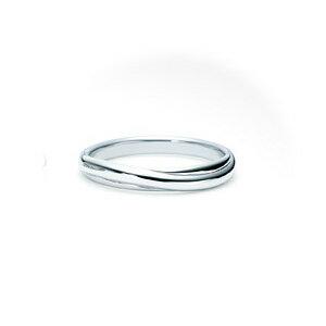 【ペアリング2本1組 ダイヤなし*ダイヤなし】 NINA RICCI ニナリッチ ウェディングリング TORSADE 6R1Q02 P 結婚指輪(マリッジリング) 【送料無料】