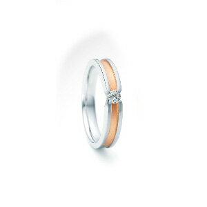 【ダイヤあり単品】 NINA RICCI ニナリッチ ウェディングリング ETERNITE 6RM0003 S 結婚指輪(マリッジリング) 【送料無料】