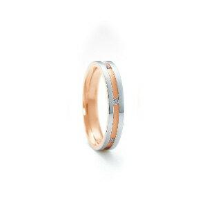 【ダイヤあり単品】 NINA RICCI ニナリッチ ウェディングリング ETERNITE 6RM905 S 結婚指輪(マリッジリング) 【送料無料】