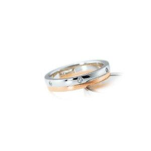 【ダイヤあり単品】 NINA RICCI ニナリッチ ウェディングリング ETERNITE 6RM904 S 結婚指輪(マリッジリング) 【送料無料】