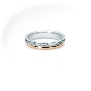 【単品】 NINA RICCI ニナリッチ ウェディングリング ETERNITE 6RM0001 S 結婚指輪(マリッジリング) 【送料無料】