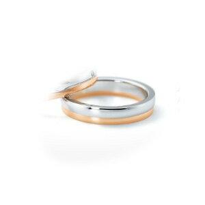 【ペアリング2本1組 ダイヤなし*ダイヤなし】 NINA RICCI ニナリッチ ウェディングリング ETERNITE 6RL917 P 結婚指輪(マリッジリング) 【送料無料】