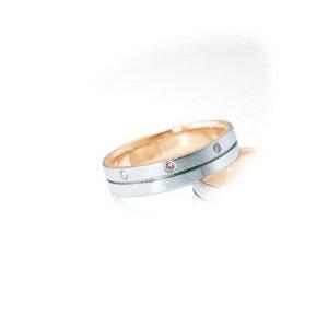 【ダイヤあり単品】 NINA RICCI ニナリッチ ウェディングリング ETERNITE 6RMP01 S 結婚指輪(マリッジリング) 【送料無料】