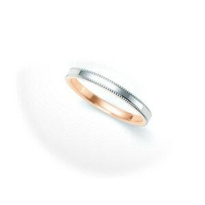 【ペアリング2本1組 ダイヤなし*ダイヤなし】 NINA RICCI ニナリッチ ウェディングリング ETERNITE 6R1F04 P 結婚指輪(マリッジリング) 【送料無料】