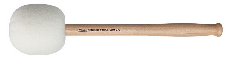 Pearl(パール) バスドラム・マレット(コンサート・モデル)坂上弘志監修 CBM-970 ソフト