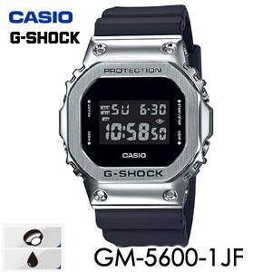 【国内正規品・新品・在庫有り】CASIO(カシオ) G-SHOCK(ジーショック) GM-5600-1JF メンズ腕時計