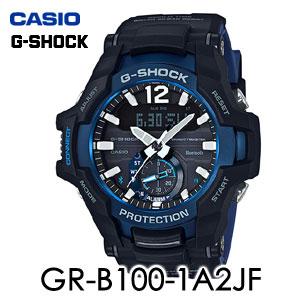 【送料無料】【メーカー保証付】CASIO(カシオ) G-SHOCK(ジーショック) GR-B100-1A2JF メンズ腕時計
