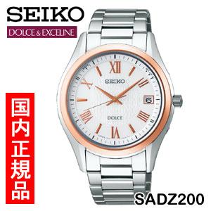 【国内正規品.在庫有り】SEIKO(セイコー)DOLCE & EXCELINE(ドルチェ&エクセリーヌ)SADZ200 メンズ腕時計