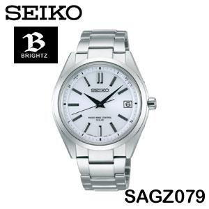 【送料無料】【メーカー保証付】SEIKO(セイコー) BRIGHTZ(ブライツ) SAGZ079 メンズ腕時計