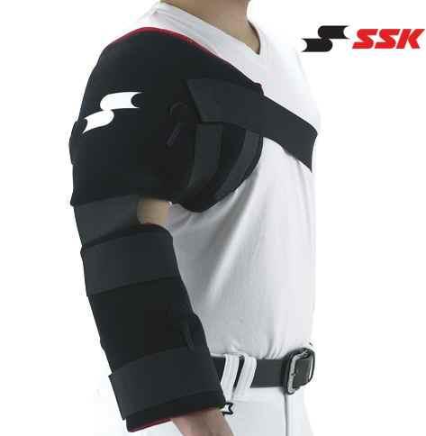 肩 肘を同時にアイシング SSK トラスト エスエスケイ アイシング 投手のケア YTR24 アイスパックセット 肘用 送料無料 新品未使用