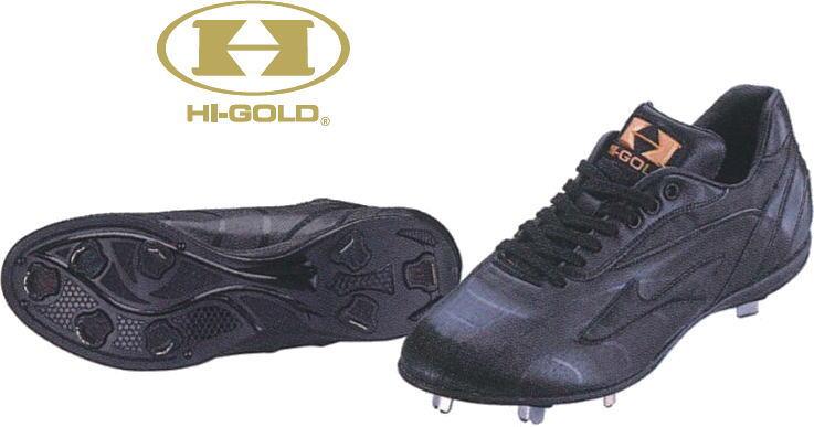 ◆ハイゴールド HI-GOLD 樹脂底/金具埋め込みスパイク◆軽量・ローカット◆PKS-600