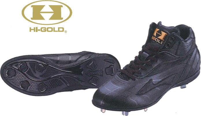 ◆ハイゴールド HI-GOLD 樹脂底/金具埋め込みスパイク◆軽量・ハードカット◆PKD-700