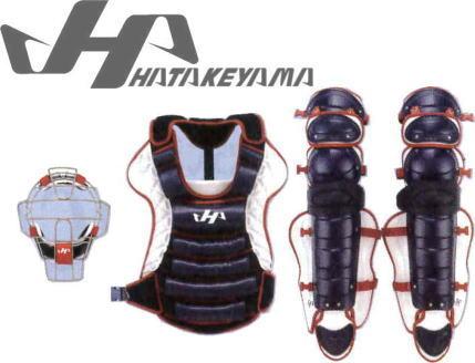 ◆送料無料◆ハタケヤマ〈HATAKEYAMA〉◆オーダー・キャッチャーズギア/硬式用プロテクターCGO-P
