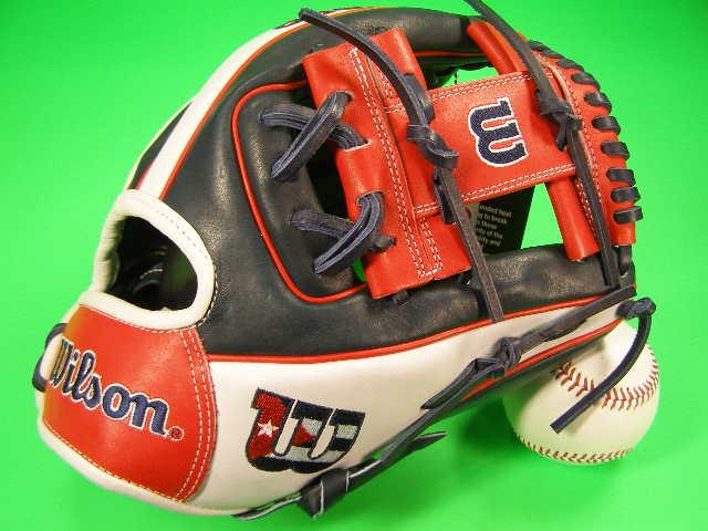 限定 送料無料 売却 海外グラブマニア必見 ウィルソン WILSON Wilson 海外モデル 硬式用 内野用 キューバ 2021 - 1786 人気海外一番 Glove Baseball Cuba A2000 Limited 11.5