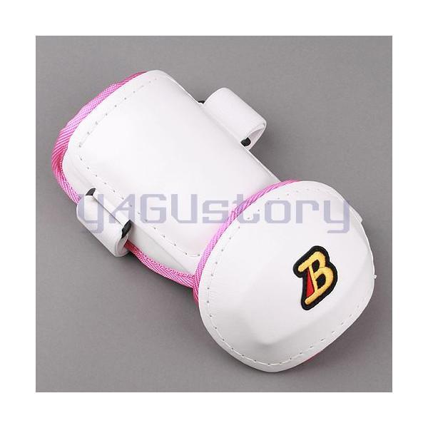 アームガードならベルガード ご予約品 プロ選手使用レベルです ベルガード BELGARD プロ仕様 合皮巻きタイプ ホワイト AL811 エルボーガード ピンク ひじ アームガード アウトレットセール 特集