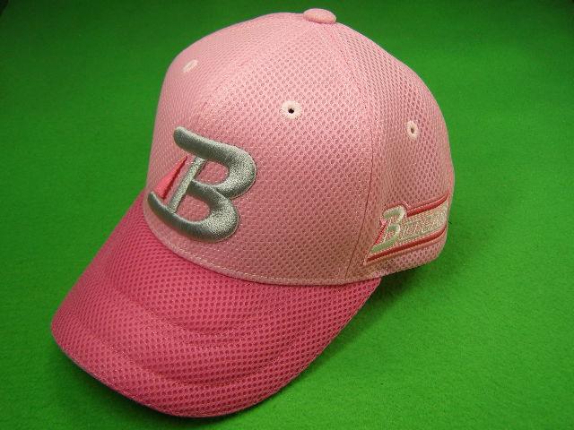 ベルガードマニア必見 営業 BELGARD ベルガード 限定 ピンク 人気海外一番 キャップ エアメッシュ素材
