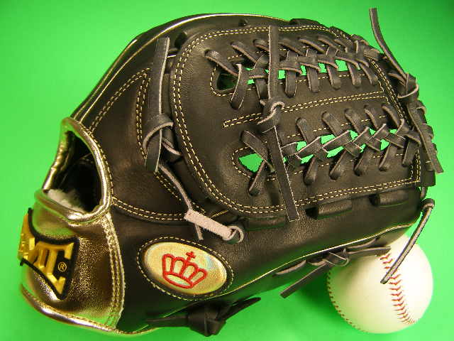 型付け無料 海外メーカー BMC ビーエムシー 硬式用 内野用 ブラック×ゴールド 11.5インチ Baseball Members Club 硬式 ソフト 軟式M号