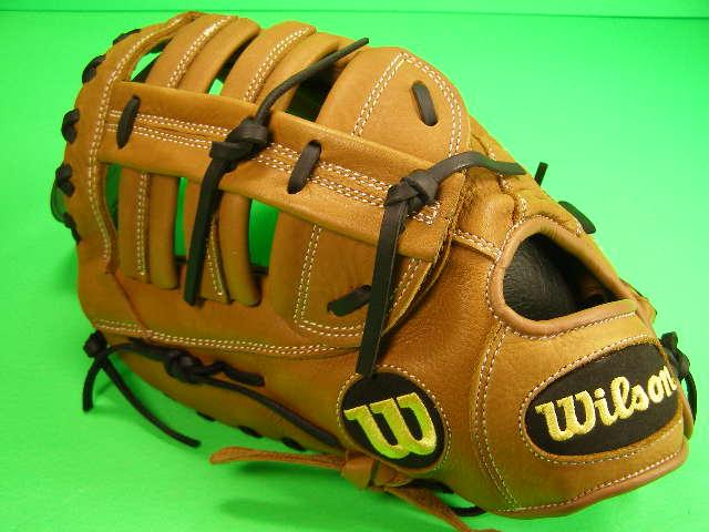 送料無料 型付け無料 Wilson ウィルソン 海外モデル MLB 左投げ用 ファーストミット A900 12インチ A09LB20BM12 一塁 軟式 ソフトボール