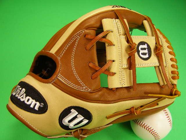 送料無料 WILSON ウィルソン Wilson 海外モデル 硬式用 内野用 2020 A2K 1787 Infield Baseball Glove - 11.75