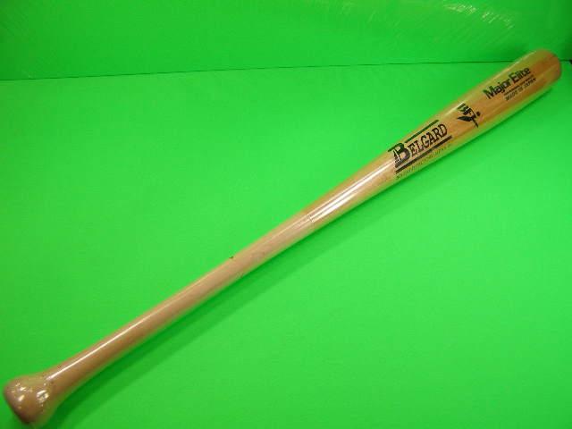 送料無料 BELGARD ベルガード 硬式用 木製バット 84cm 920グラム平均 BG2 BFJ メープル カスタム オーダー バット