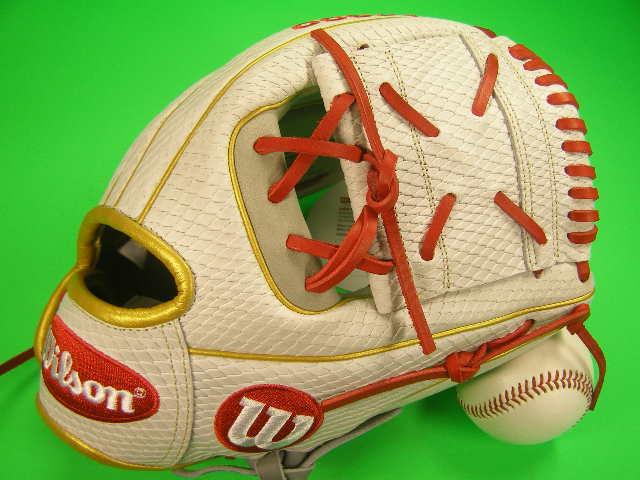 送料無料 WILSON ウィルソン Wilson 海外モデル ソフトボール用 内野用 2020 A2000 12