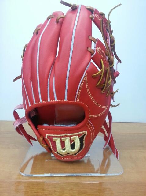 【ウィルソン】 硬式内野手用右投げ用 サイズ5 【WTAHWB69H】【10P12Sep14】