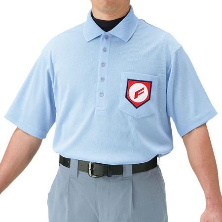 ミズノ 審判用 100%品質保証 半袖 ポロシャツ 高校野球対応 52HU13018 定番スタイル ボーイズリーグ