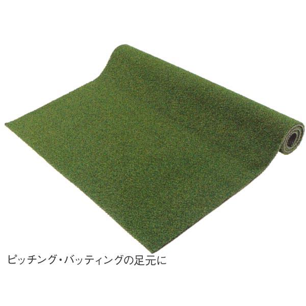 【受注生産】 久保田スラッガー 人工芝 スタンスマット SK-2013【お届けまで約2-3週間頂きます】