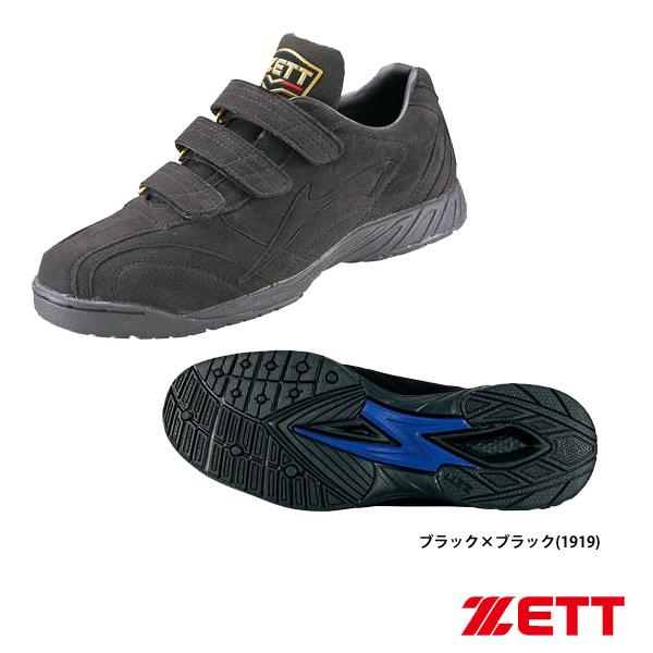 プロステイタス zet17ss トレーニングシューズ BSR8676B ZETT